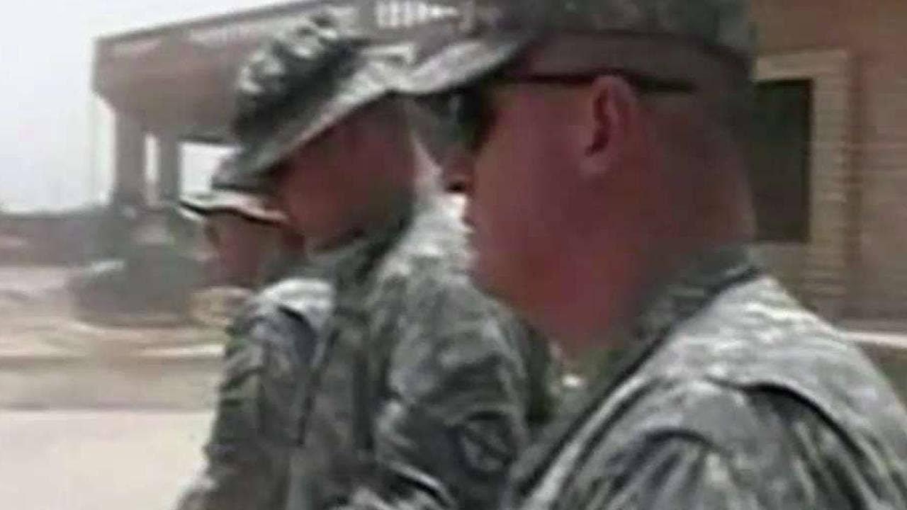 3 US soldiers shot in Afghanistan 'insider attack'
