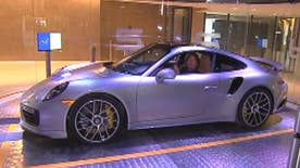 Phil Keating reports on Miami's new 60-story Porsche Design Tower and its automated elevator for autos.