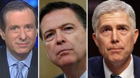 'MediaBuzz' host Howard Kurtz weighs in on the media putting the spotlight on FBI Director Comey over Supreme Court nominee Gorsuch