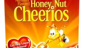 Cheerios removes 'Buzz the Bee' from Honey Nut Cheerios box