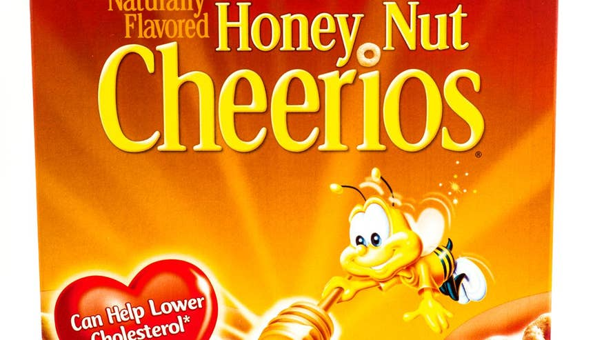 In an effort to raise awareness of the dwindling US bee population, General Mills cereal Cheerios removes longtime mascot 'Buzz the Bee' from the Honey Nut Cheerios box