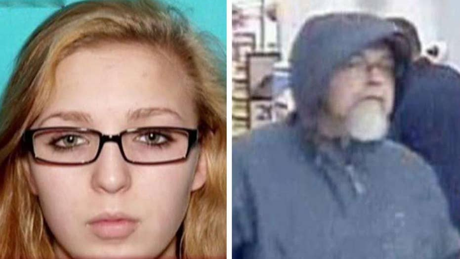 Manhunt intensifies for teacher accused of abducting student
