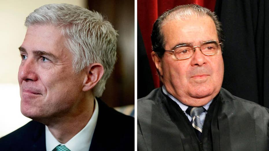 Attorney: What Neil Gorsuch sees that Justice Scalia did not