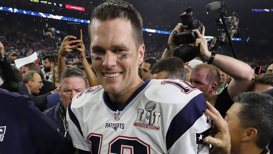 Report: Tom Brady's missing Super Bowl jersey found