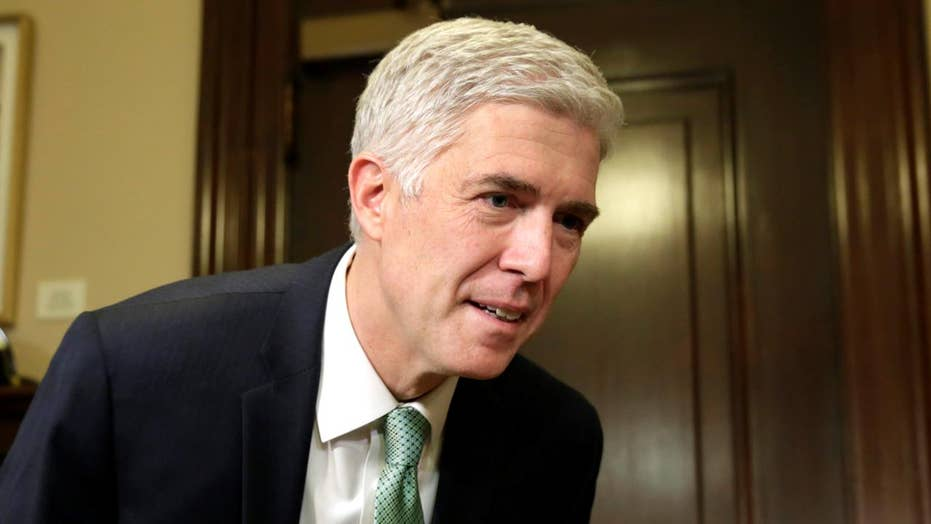 Speculation on how Democrats will handle Gorsuch hearing