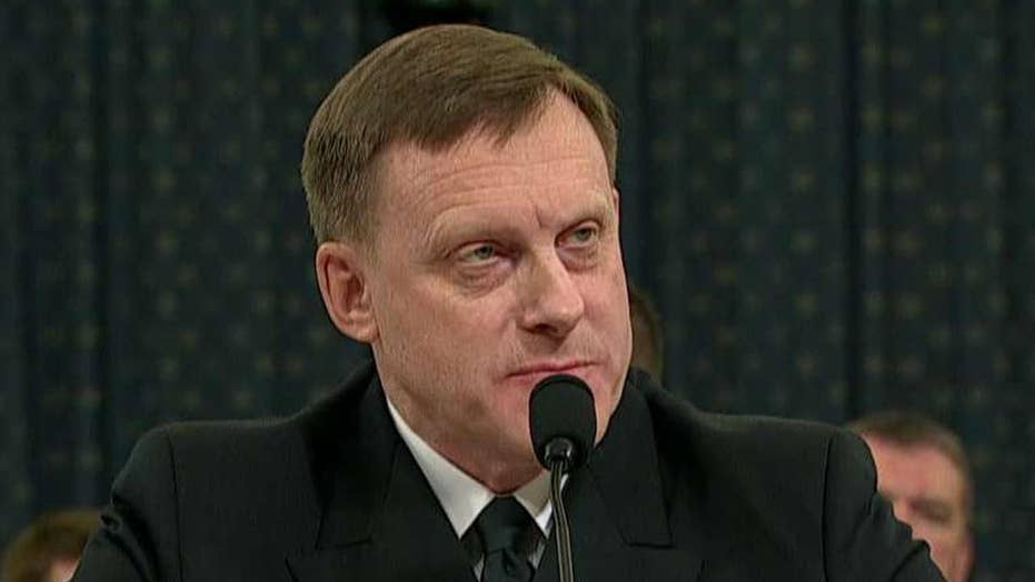 NSA director: We are greatly concerned about leaks