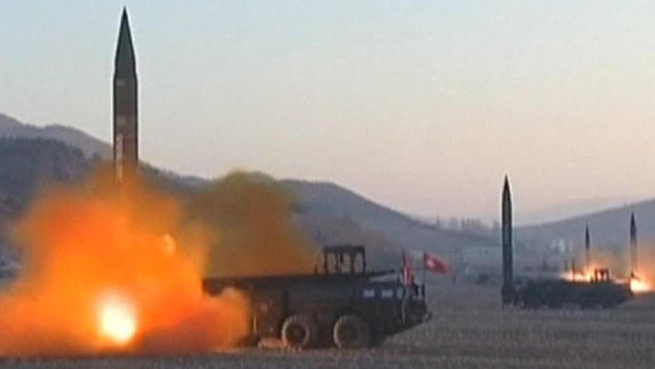 North Korea's rocket engine test raises tensions