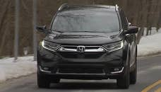 The all-new 2017 Honda CR-V is racing toward the top of the sales charts and Gary Gastelu takes it for a spin to find out if it belongs there.