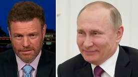 Author and commentator Mark Steyn: Democrats want to believe that someone 'stole' the election from them and they are doing Putin's bidding - undermining an American president - with the Russia hacking probe #Tucker