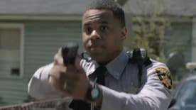 Crime drama follows two racially charged shootings tearing a small town apart