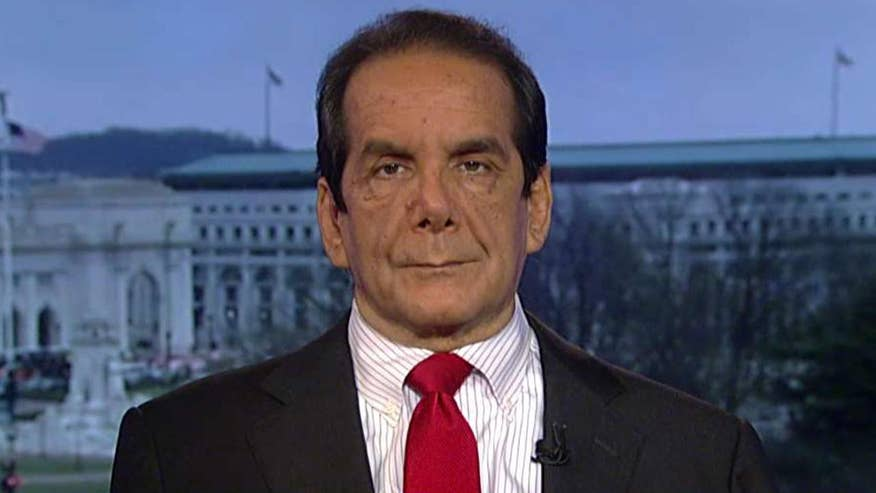 Charles Krauthammer said on Special Report that Supreme Court nominee Neil Gorsuch beautifully evaded tough questions from Democrats during his confirmation hearing which is exactly what he should be doing.