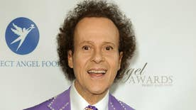 Richard Simmons' manager calls podcast intrusive and hurtful