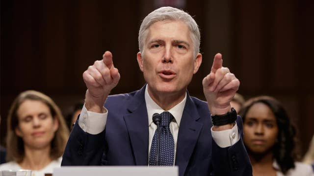 Takeaways from Gorsuch's Supreme Court confirmation hearing