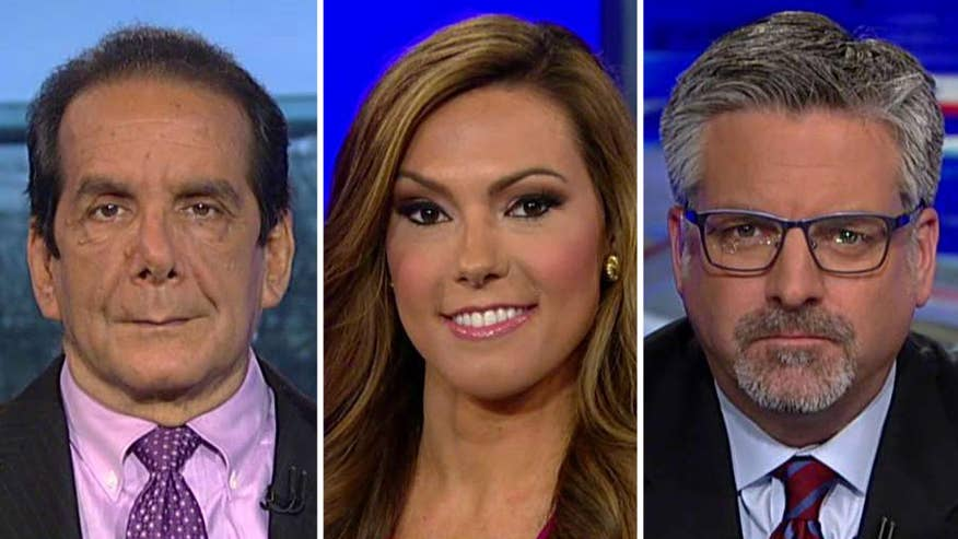 The 'Special Report' All-Star panel weighs in