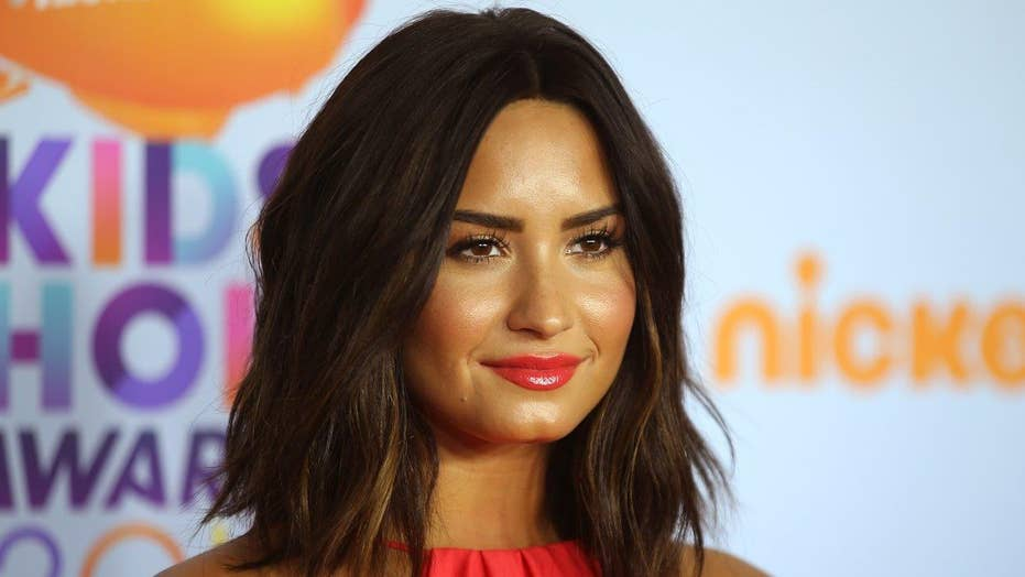 Demi Lovato speaks out after racy photos leaked