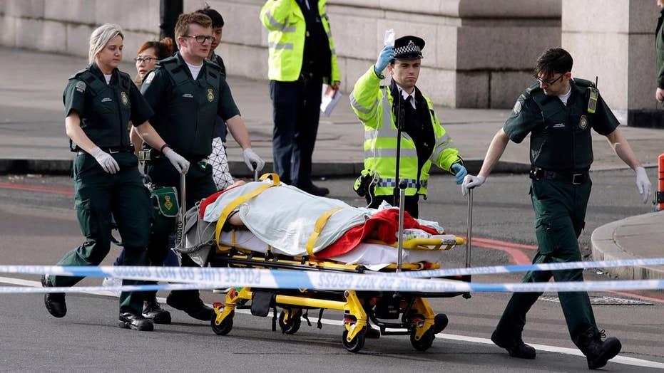 Report: Two dead in apparent terror incident in London