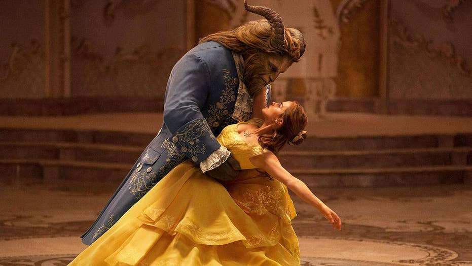 'Beauty and the Beast' works box office magic