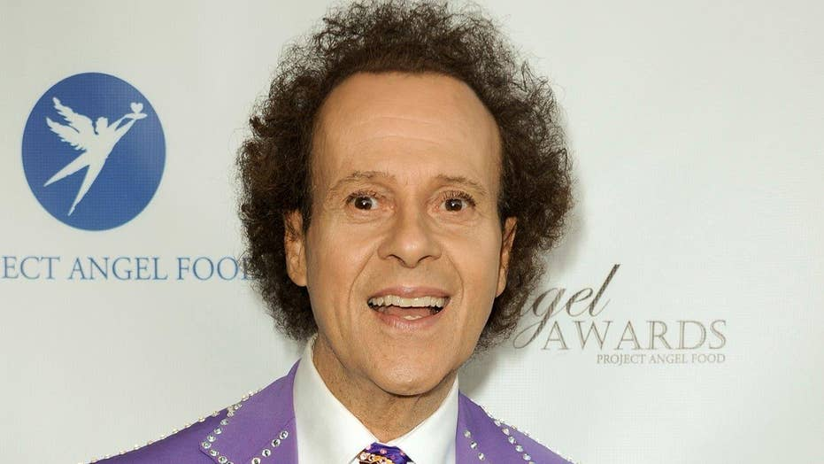 Richard Simmons' manager slams 'hurtful' podcast