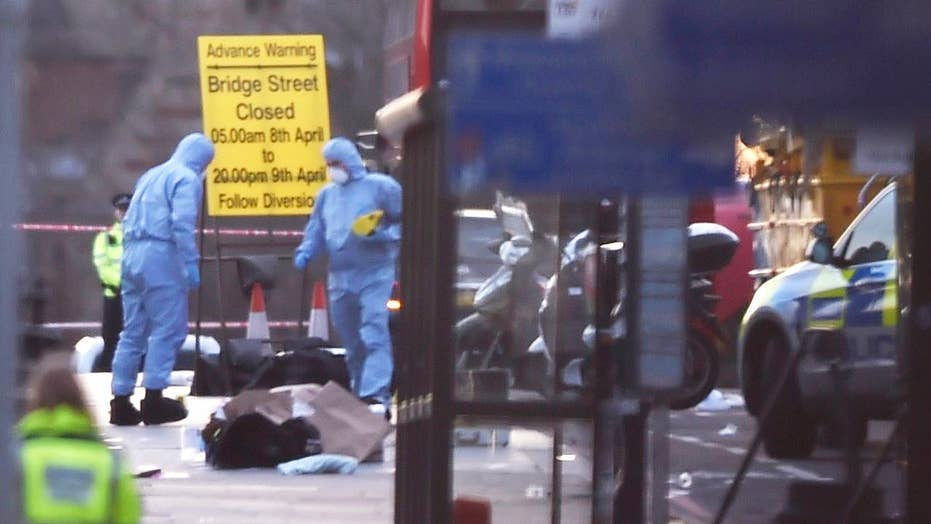 London terror incident raises new security concerns