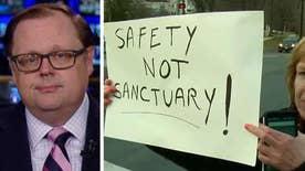 Fox News radio host sounds off