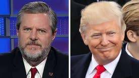 University president Jerry Falwell Jr. explains on 'Fox & Friends'