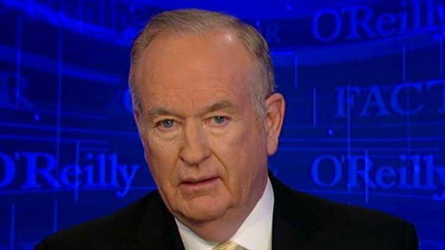 'The O'Reilly Factor': Bill O'Reilly's Talking Points 3/22