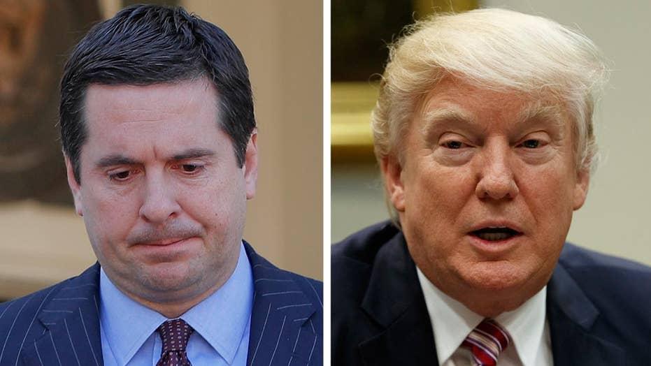 Nunes' Trump surveillance claims raise more even questions