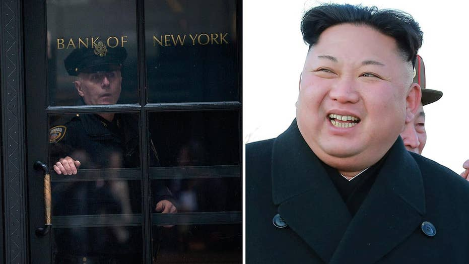 North Korea reportedly eyed in $81M cybertheft from NY Fed