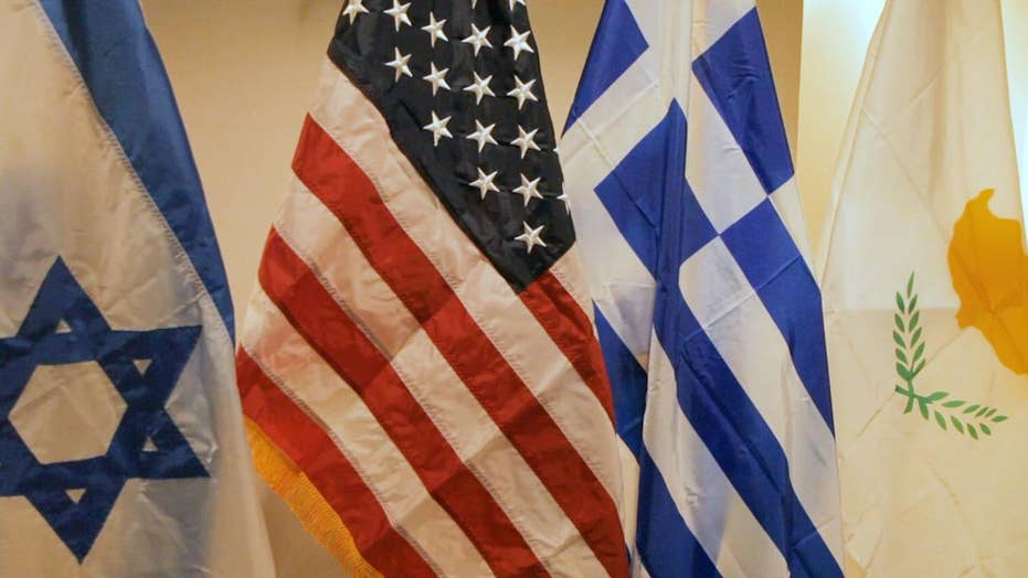 Israel, Greece, Cyprus: Cooperation and combating terror