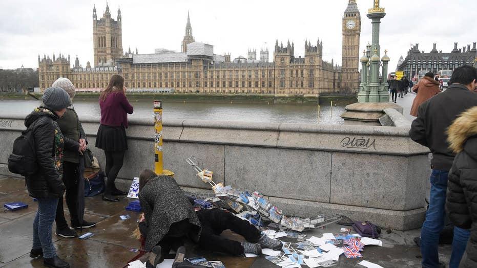 Police identify London attacker as Khalid Masood