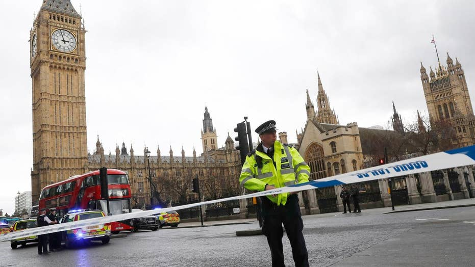 Eyewitness describes 'shocking' London attack