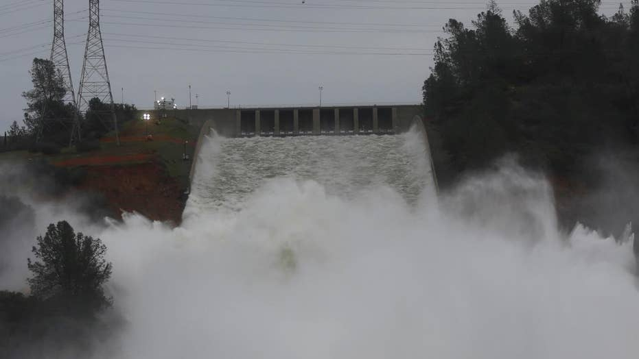 Experts say the clock is ticking at the Oroville dam