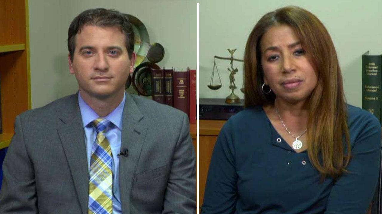 Lawyers explain their case in a 'First 100 Days' exclusive