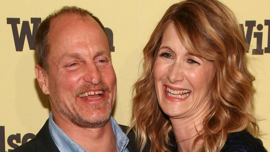 Face2Face: Woody Harrelson and Laura Dern discuss adapting the graphic novel 'Wilson' to the big screen and how they both never thought they would ever enter the 'Star Wars' universe