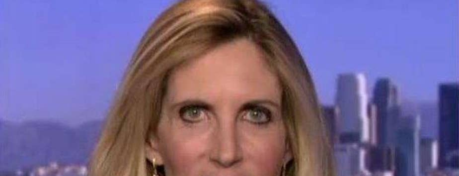 Author and conservative commentator Ann Coulter says Pres. Trump is not focusing on the priorities he had as a candidate - illegal immigration and jobs - and is following GOP establishment and Speaker Paul Ryan's priorities