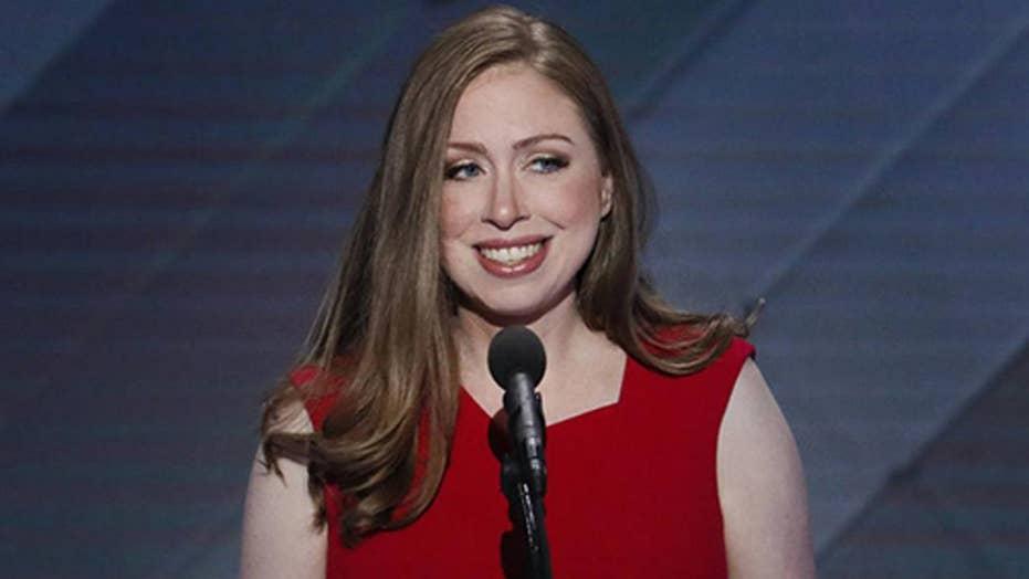 Does Chelsea Clinton deserve a 'Lifetime Impact' award?