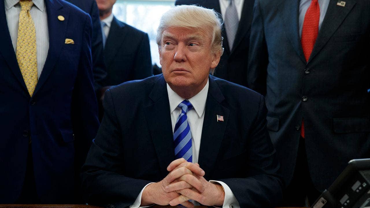 politics code overhaul trump