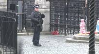 Security remains high in London after attack