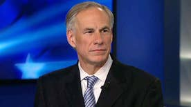 Texas Gov. Greg Abbott sounds off on how he intends to deal with sanctuary counties in his state