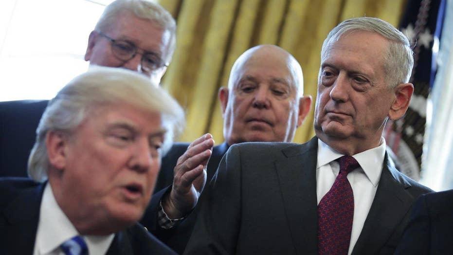 Is President Trump's agenda in jeopardy?