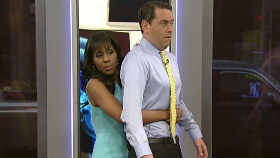 How to save a life using the Heimlich