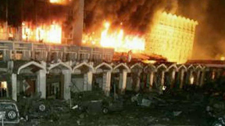 US airstrike kills wanted Al-Qaeda leader