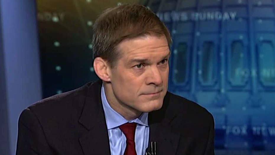Rep. Jordan talks conservative opposition to GOP leadership