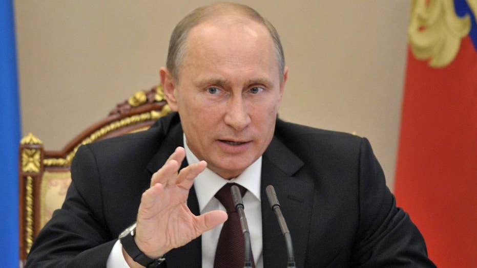 Russia's growing sphere of influence