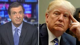 'MediaBuzz' host Howard Kurtz weighs in on the challenges President Trump faces within the Republican party