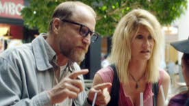 Woody Harrelson stars in new indie flick as a man who reconnects with his ex-wife and the daughter he never knew he had