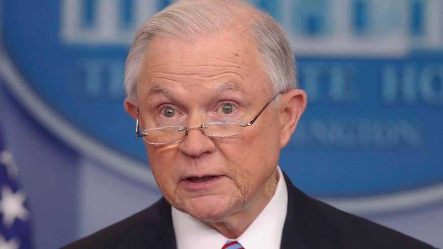 Attorney general urges sanctuary cities to comply with law