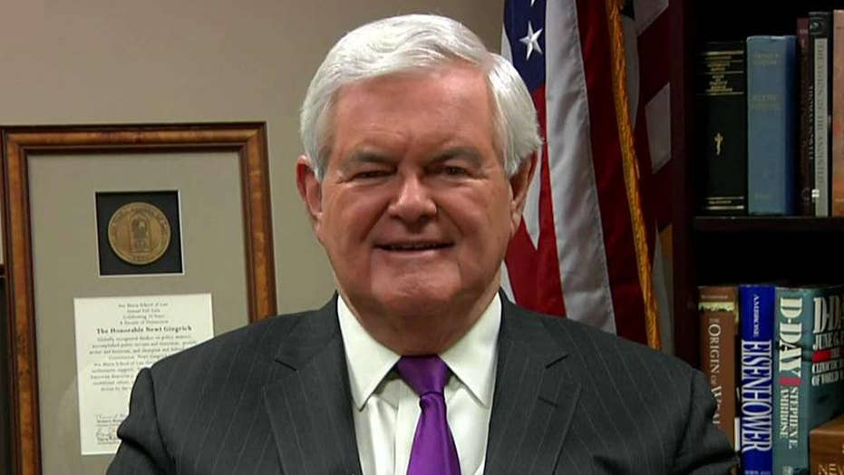 Newt Gingrich on how GOP can make a health care bill work