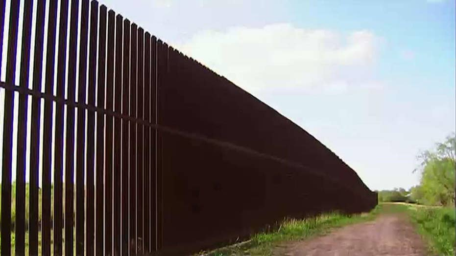 Border wall faces legal battles over eminent domain in Texas