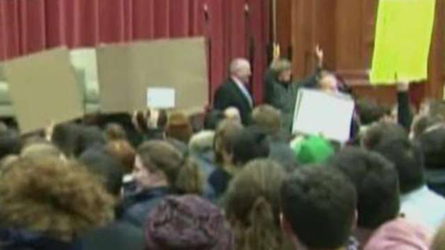 Charles Murray to speak on campuses despite growing protests